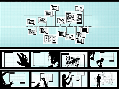 Allow the Storyboard to Influence the Script